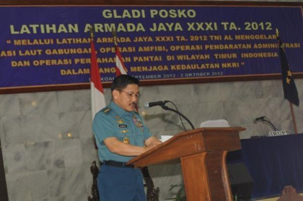 Laksamana Madya TNI Dr. Marsetio M.M