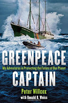 Giveaway - Greenpeace Captain