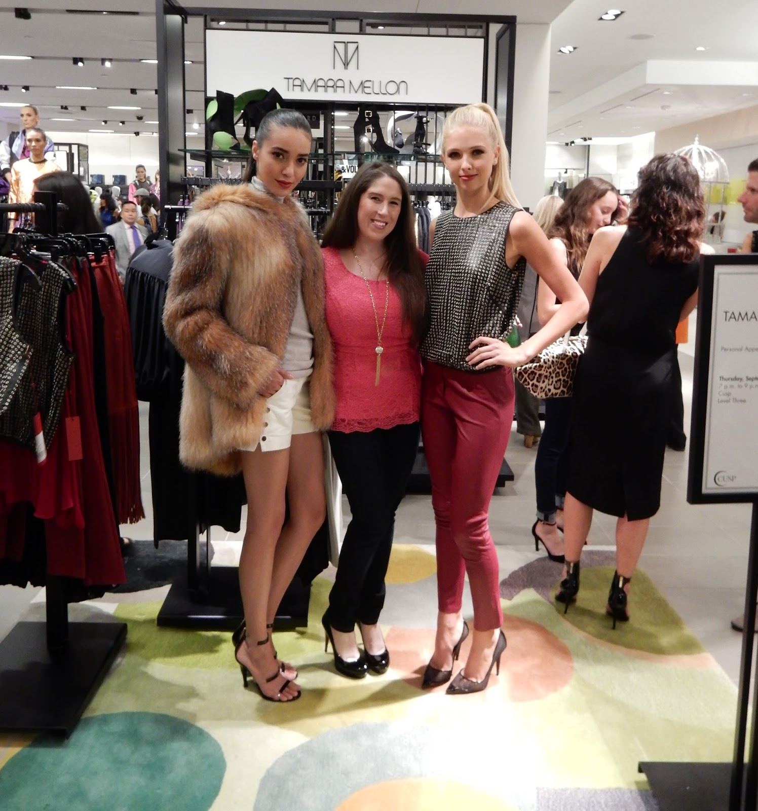 Tamara Mellon CUSP Neiman Marcus Beverly Hills