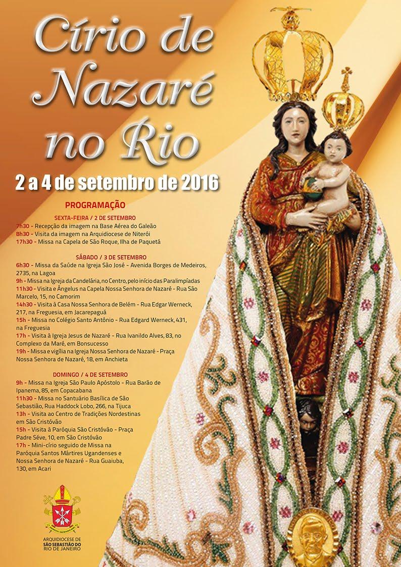 Participe deste importante evento em nossa Arquidiocese!