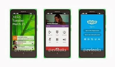 Harga Nokia X A110