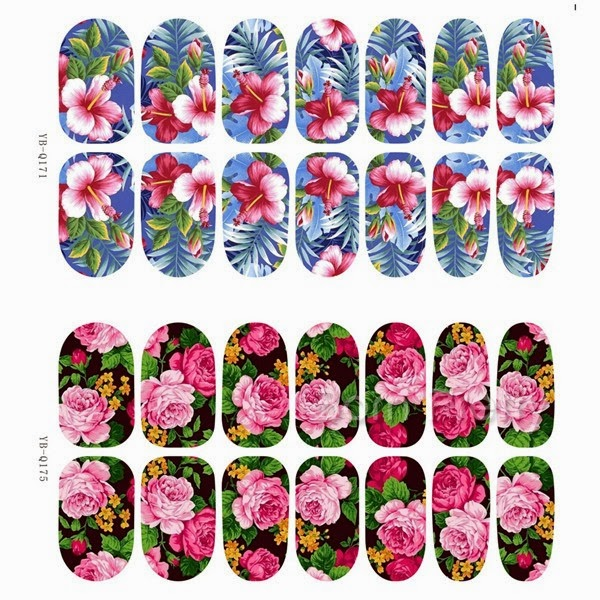 Nail Art Printable Decals Alfa Img Showing Gt Printable Nail Stickers