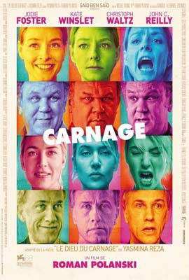 Carnage, de Roman Polanski