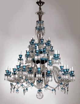 lampu kristal cheko