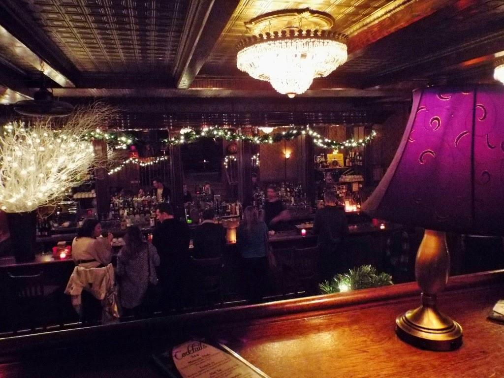 Backroom Bar: secret speakeasy in New York - photo by Katie @ Second-Hand Hedgehog travel blog