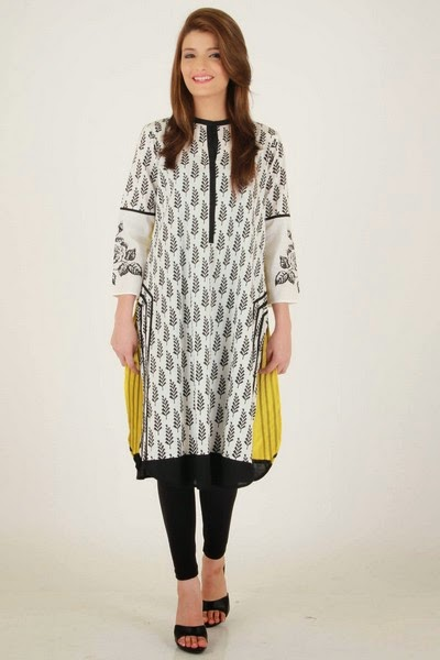 EGO Winter–Fall 2014-2015 | Long Kurti Collection