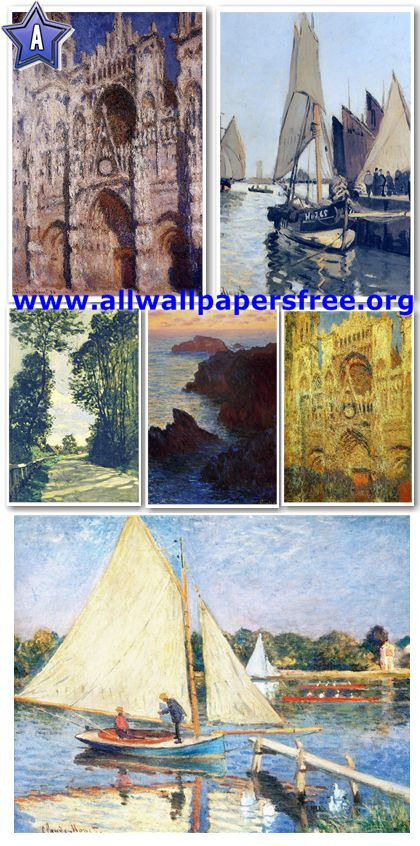 670 Amazing Claude Monet Paintings [Up to 4500 Px]