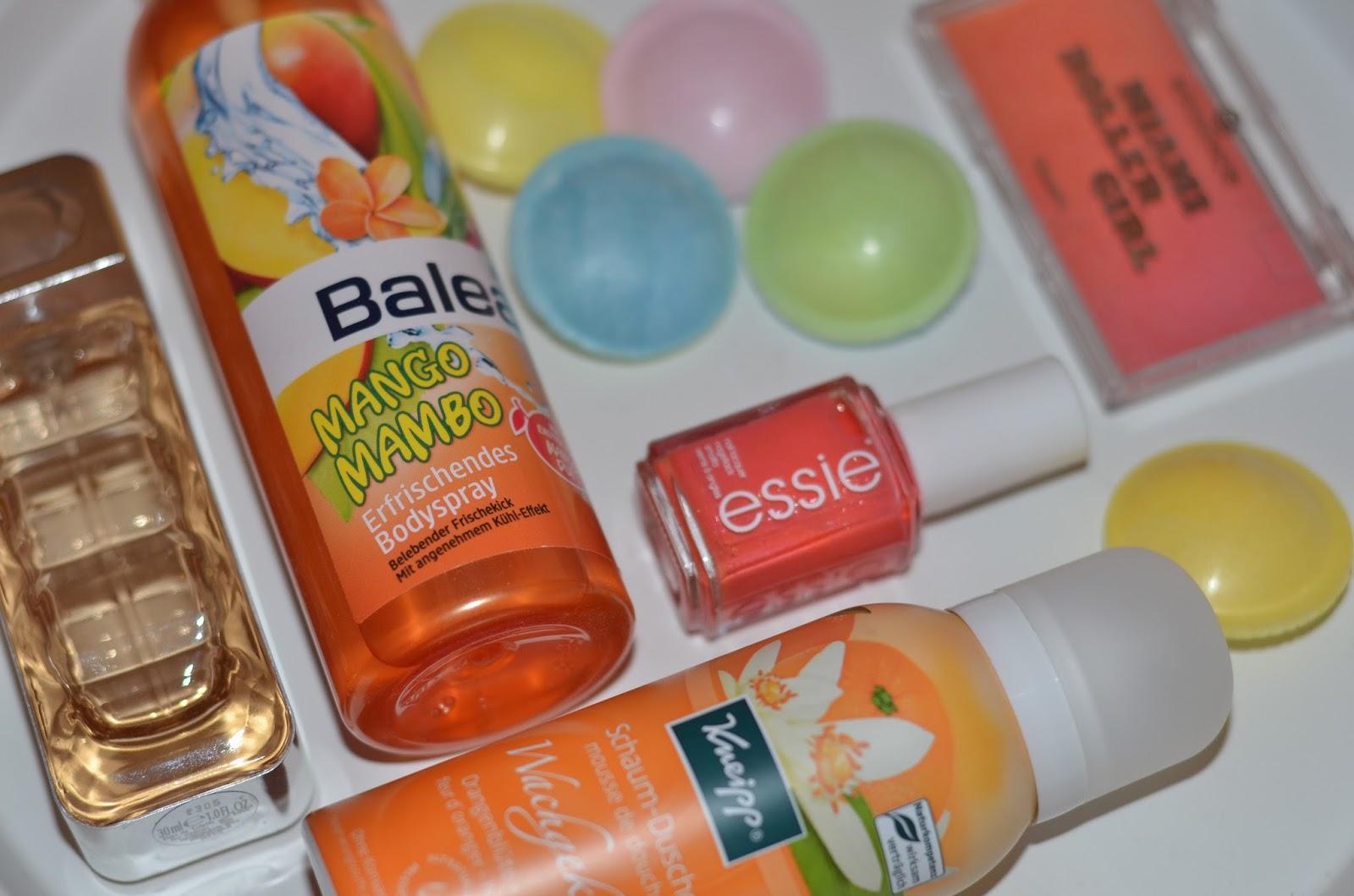 top 5 produkte in orange nina 39 s kosmetick. Black Bedroom Furniture Sets. Home Design Ideas