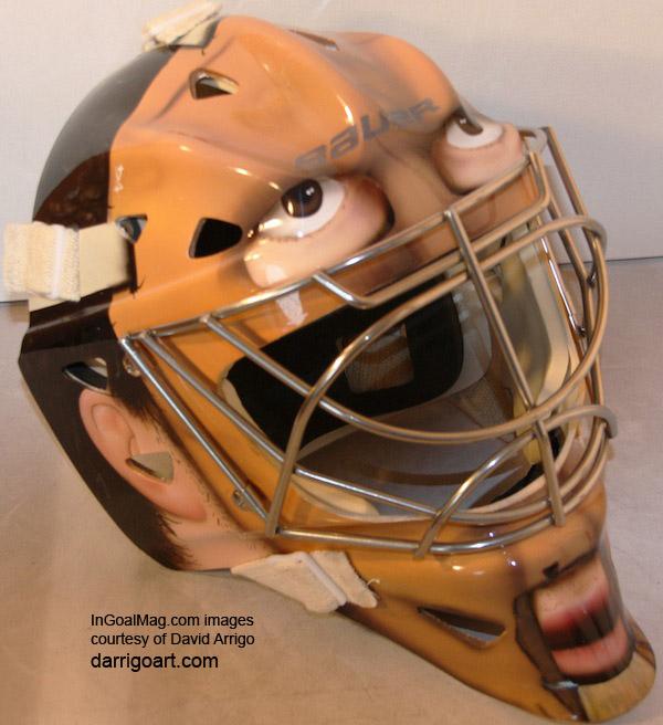 carey price new mask winter classic. Carey Price#39;s 2011 Heritage