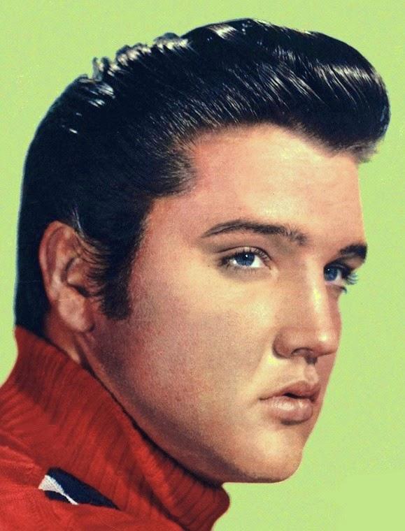 Elvis in TV