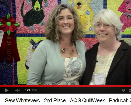 Watch a Video about our Paducah Winner