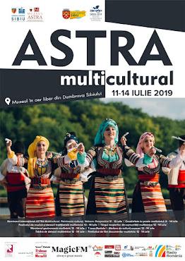 ASTRA multicultural, 12-14 iulie 2019
