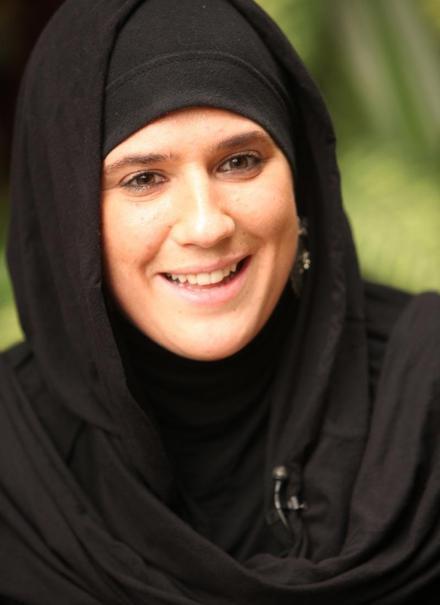 Penyanyi Rap Wanita Cerita Detik Peluk Islam