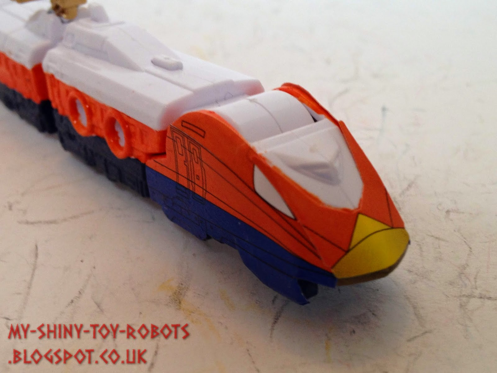 The Eagle Safari Ressha