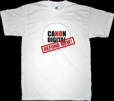 canon digital gestoras derechos ilegal sgae t-shirt ephemeral-t-shirts