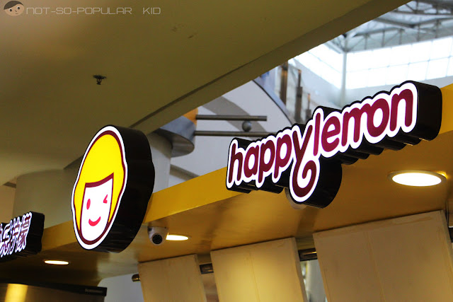 Happy Lemon in Robinsons Place Midtown Wing