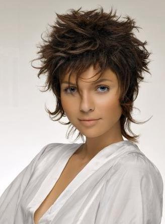 Short Choppy Hairstyles 2011 Global Hairstyles