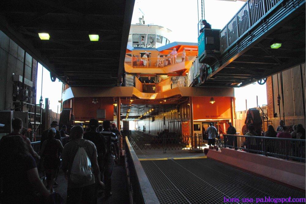 Staten Island Ferry Parking Free