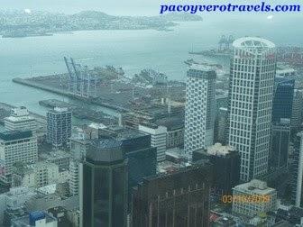 Que ver en Auckland en un día: Sky Tower