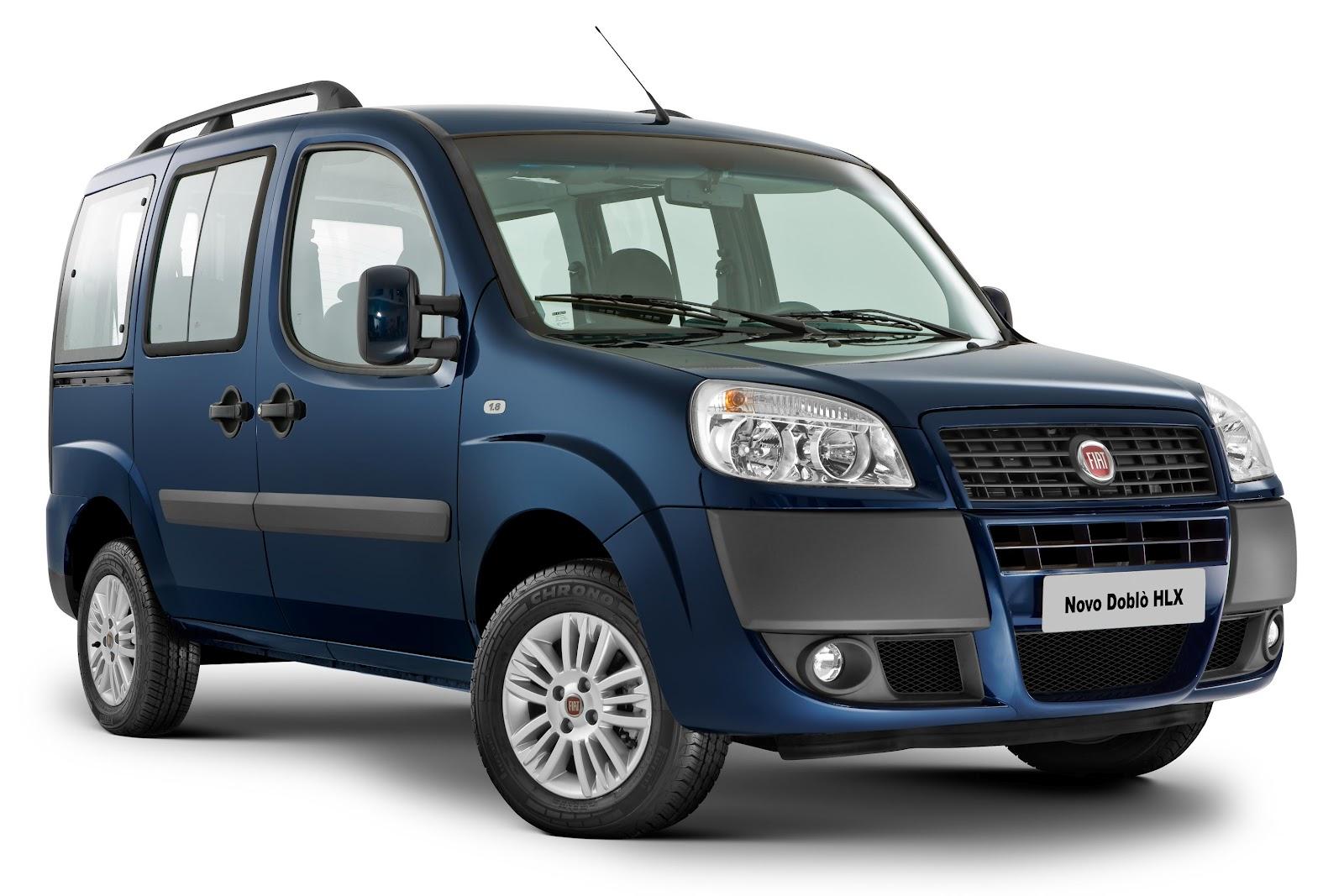 Auto Blog: Fiat Doblò Fotos