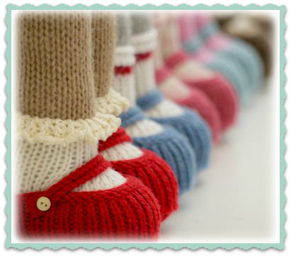 ♥ Autumn Knitting....