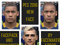 PES 2016 Facepack Update November 2015