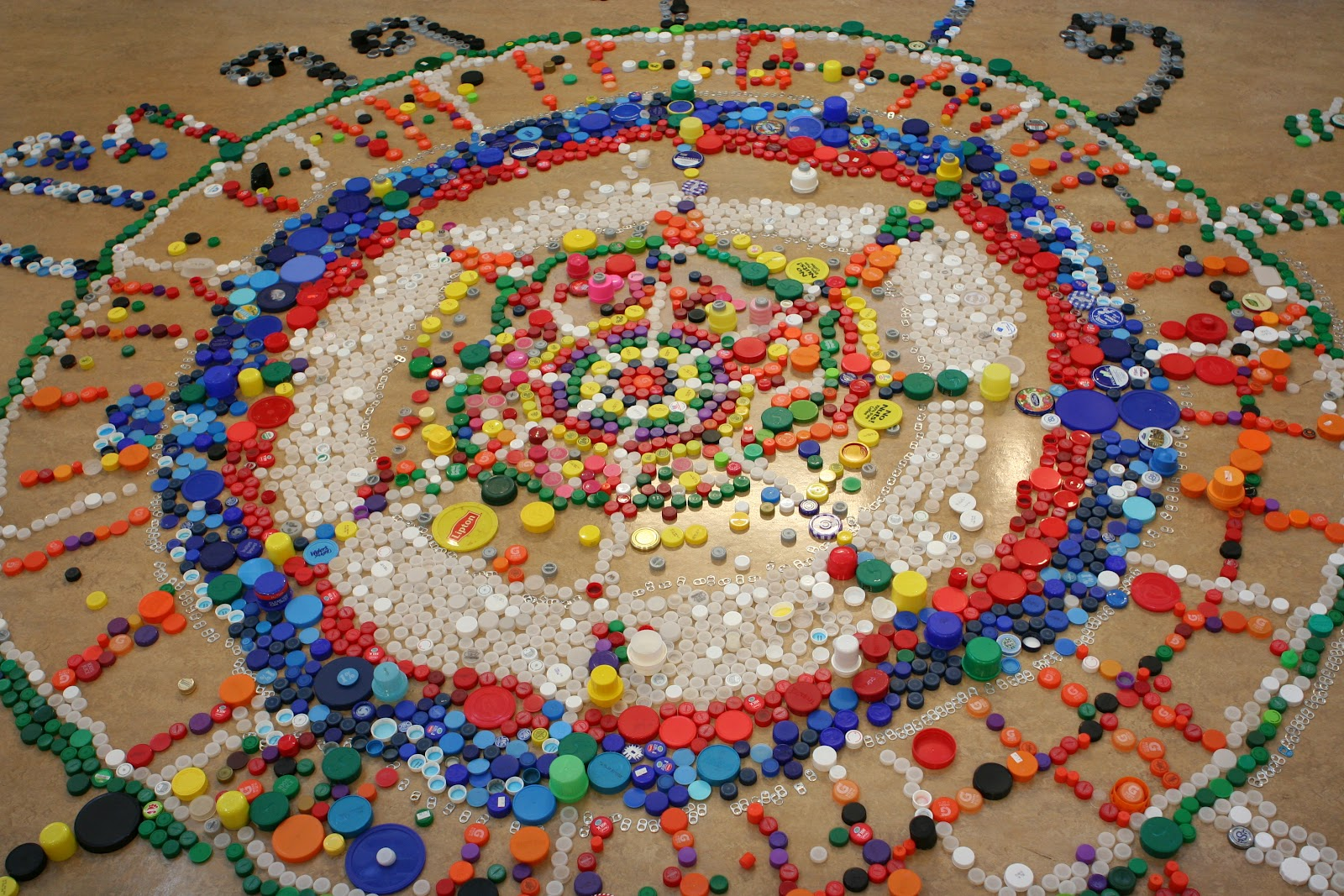 Art project girl 26 steps to creating a bottle cap for Bottle cap art how to