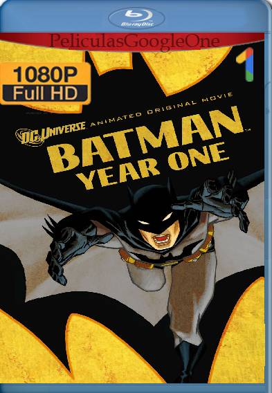 Batman Year One (2011) BRRip [1080p] [Latino] [GoogleDrive]