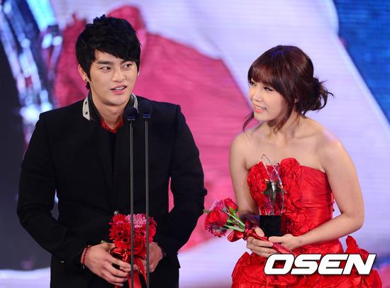 Seo In Guk & Eunji A-Pink 07
