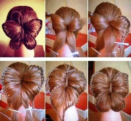 Valentineu0027s Day Hairstyle 2014