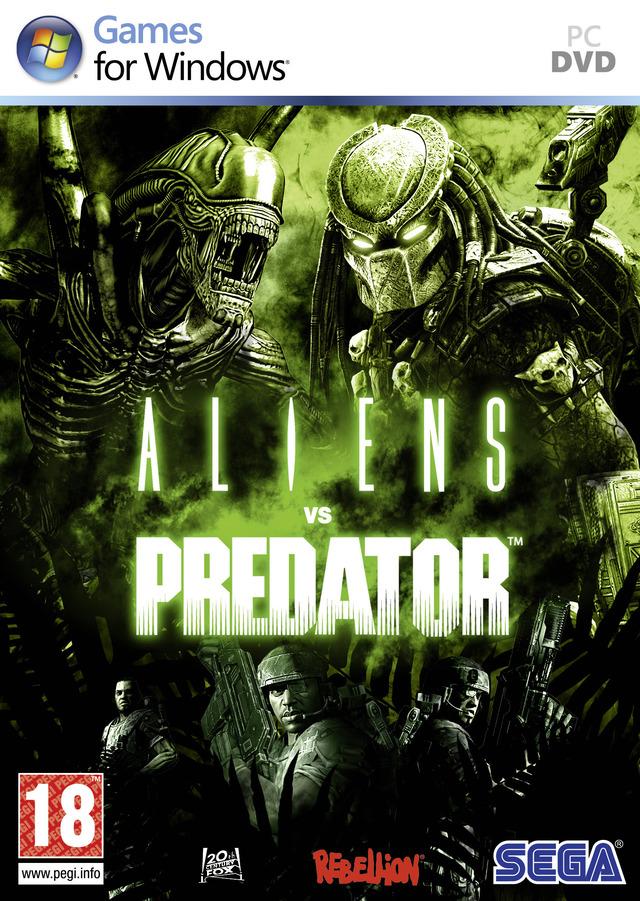 Aliens Vs Predators pc