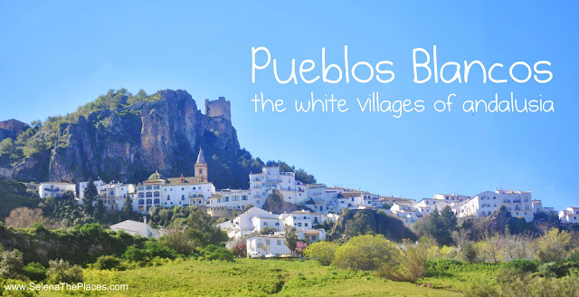 Pueblos Blancos The White Villages of Adalusia