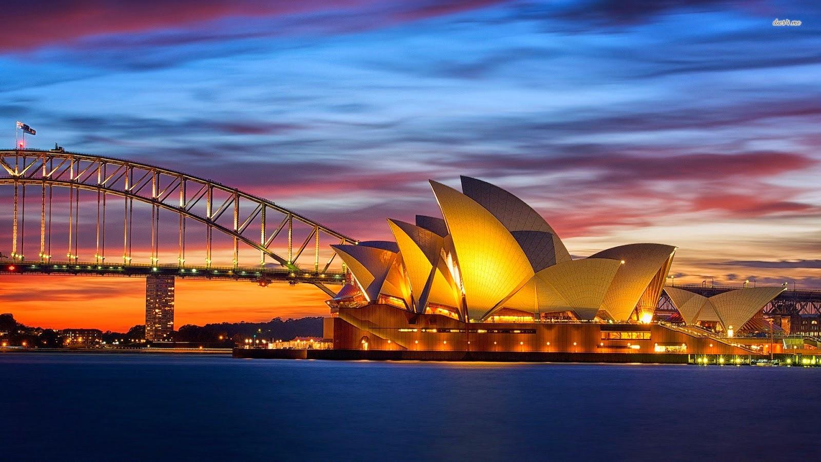 18486 sydney opera house 1920x1080 world wallpaper - View Where To Take Photo Of Sydney Opera House  Gif