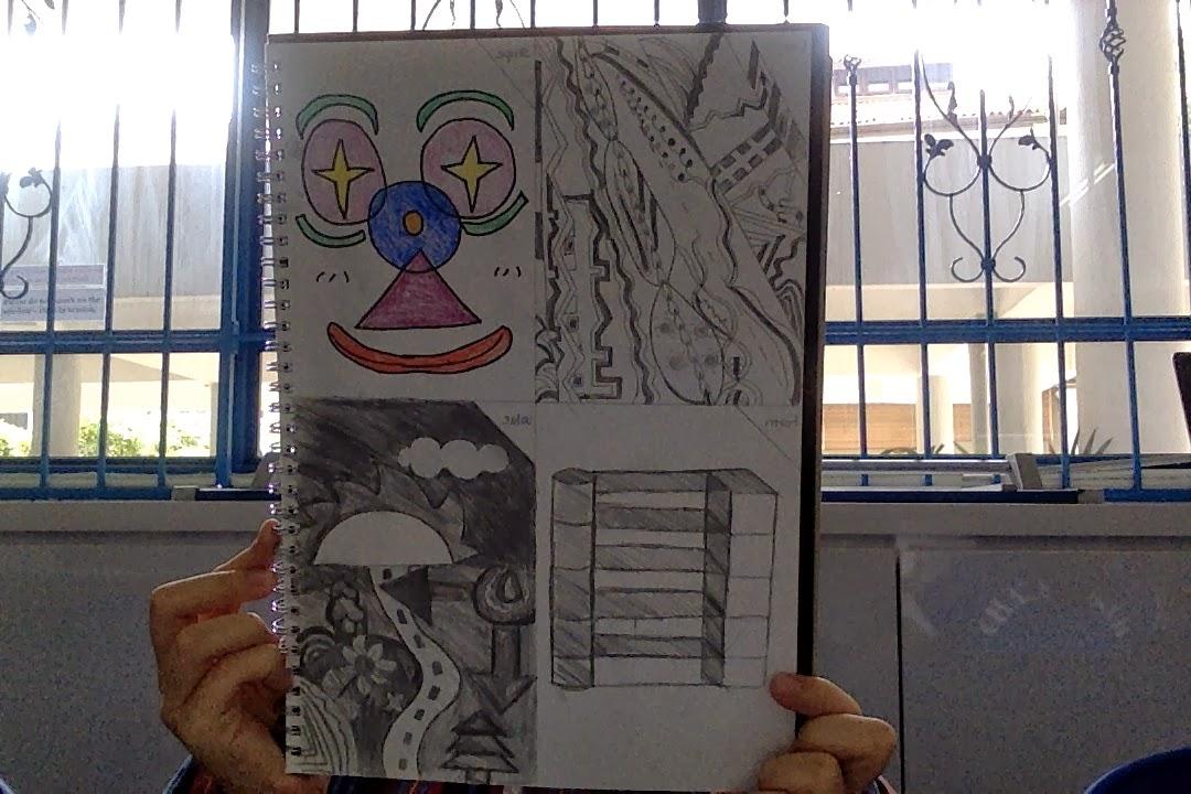 8 Art Elements : Yazhi chen art elements and principles of