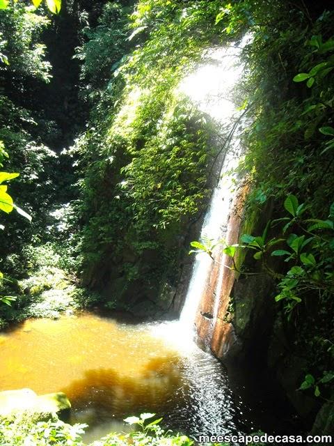 Cascada Vestido de la Novia del río Shilcayo (Cordillera Escalera, Perú) - 1