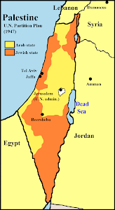 The Partition Plan for Palestine