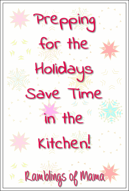 Prepping for the Holidays Saving time in the Kitchen with Appliances from Best Buy #BestBuy #holidayprep #Christmas #thanksgiving #hanukkah Ramblings of Mama #RamblingsofMama