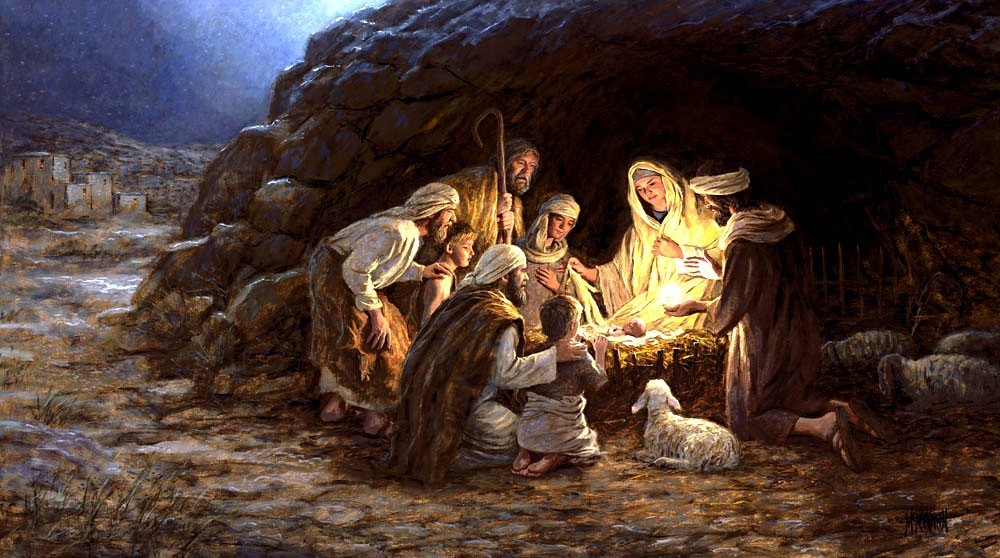 Soul Reach: Christmas: The Birth of Christ