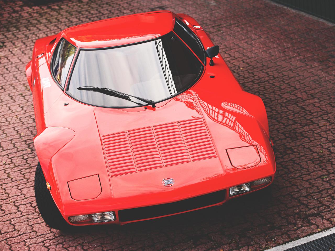 KarzNshit///: 1973 lancia Stratos HF