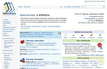 Entredescargas: Libros Gratis: Wikilibros - photo#17