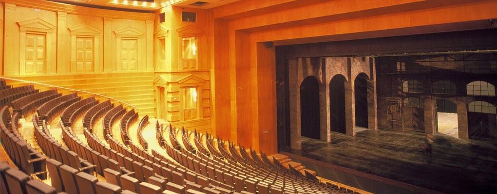 Barcelona i el teatre teatro nacional de catalunya sala for Teatre nacional de catalunya
