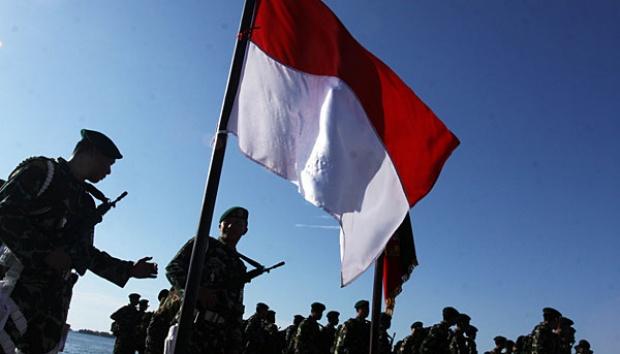 TNI Perkuat Akses Informasi di Perbatasan