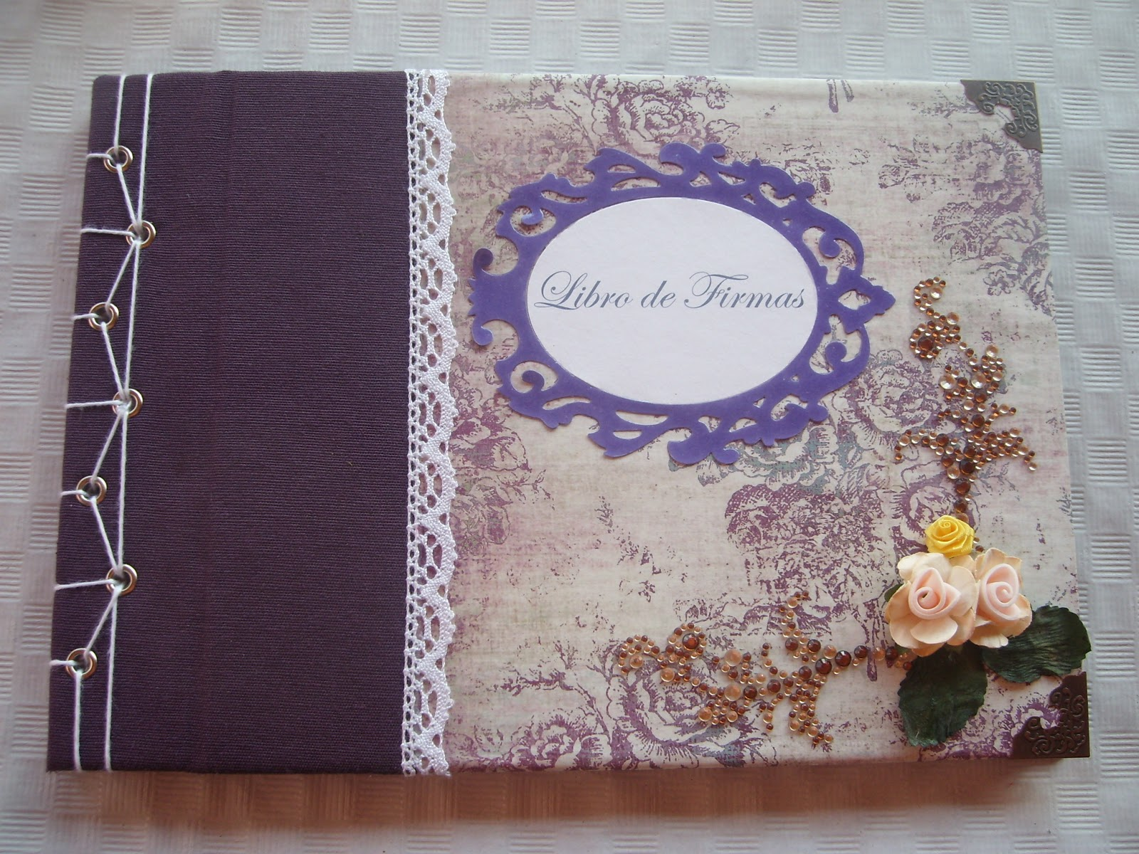 Duendes bajo mi cama libro de firmas para boda - Libros para decorar ...