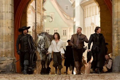 Ba Chàng Lính Ngự Lâm - The Three Musketeers(2011)