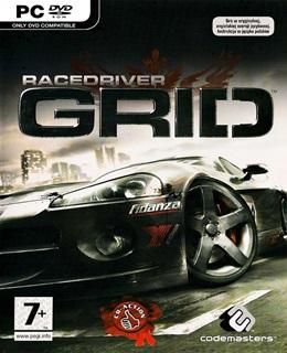 Race Driver: GRID PC Capa