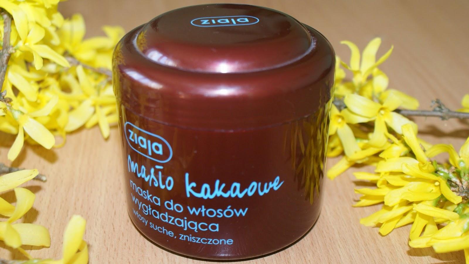 Ziaja Masło Kakaowe Maska wygładzająca do włosów suchych i zniszczonych - Recenzja