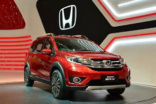 Setelah resmi diluncurkan di ajang Gaikindo Indonesia International Auto Show  SPESIFIKASI DAN HARGA HONDA BR-V