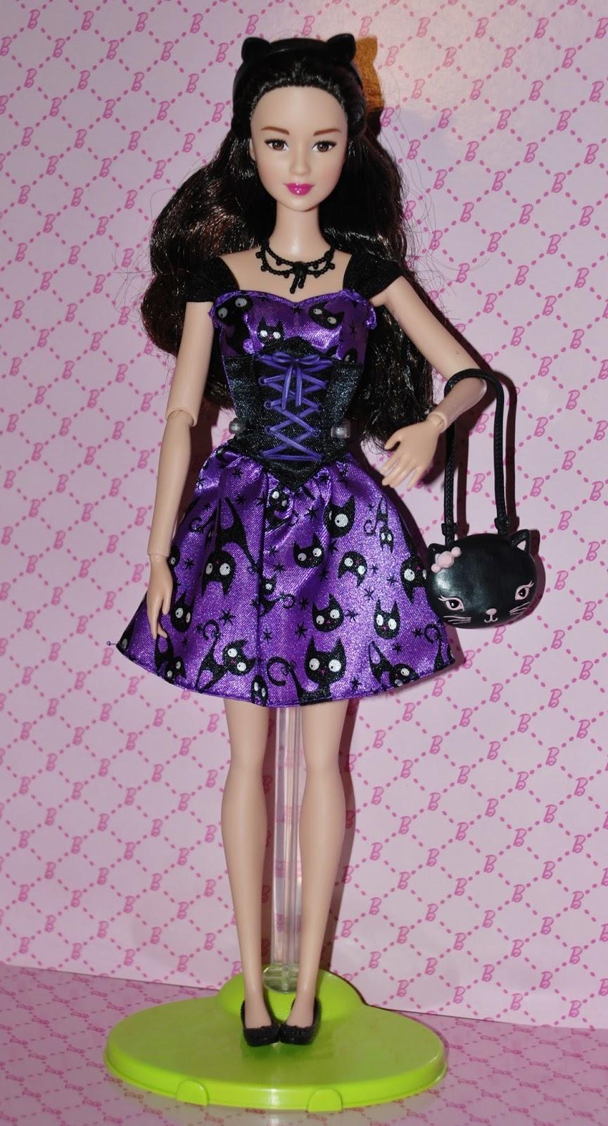 New Arrivals Part 3 Barbie 2015 Moonlight Halloween