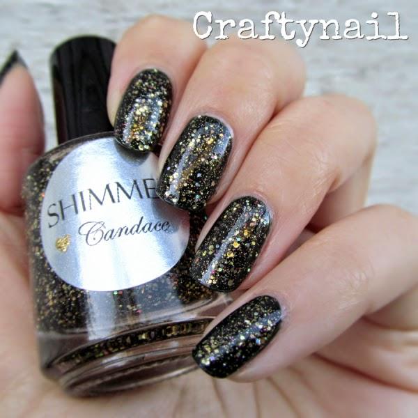 Craftynail: Shimmer Polish: Candace