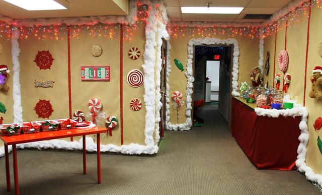 Decorating Hospital Room Christmas
